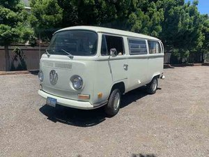 1971 Volkswagon Westfalia Tin Top Camper = Clean Rare $35k