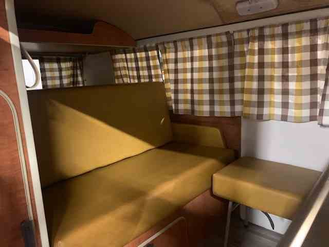 1971 Volkswagon Westfalia Tin Top Camper = Clean Rare $35k  For Sale (picture 3 of 6)