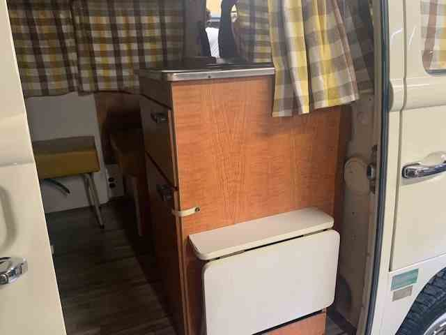 1971 Volkswagon Westfalia Tin Top Camper = Clean Rare $35k  For Sale (picture 5 of 6)