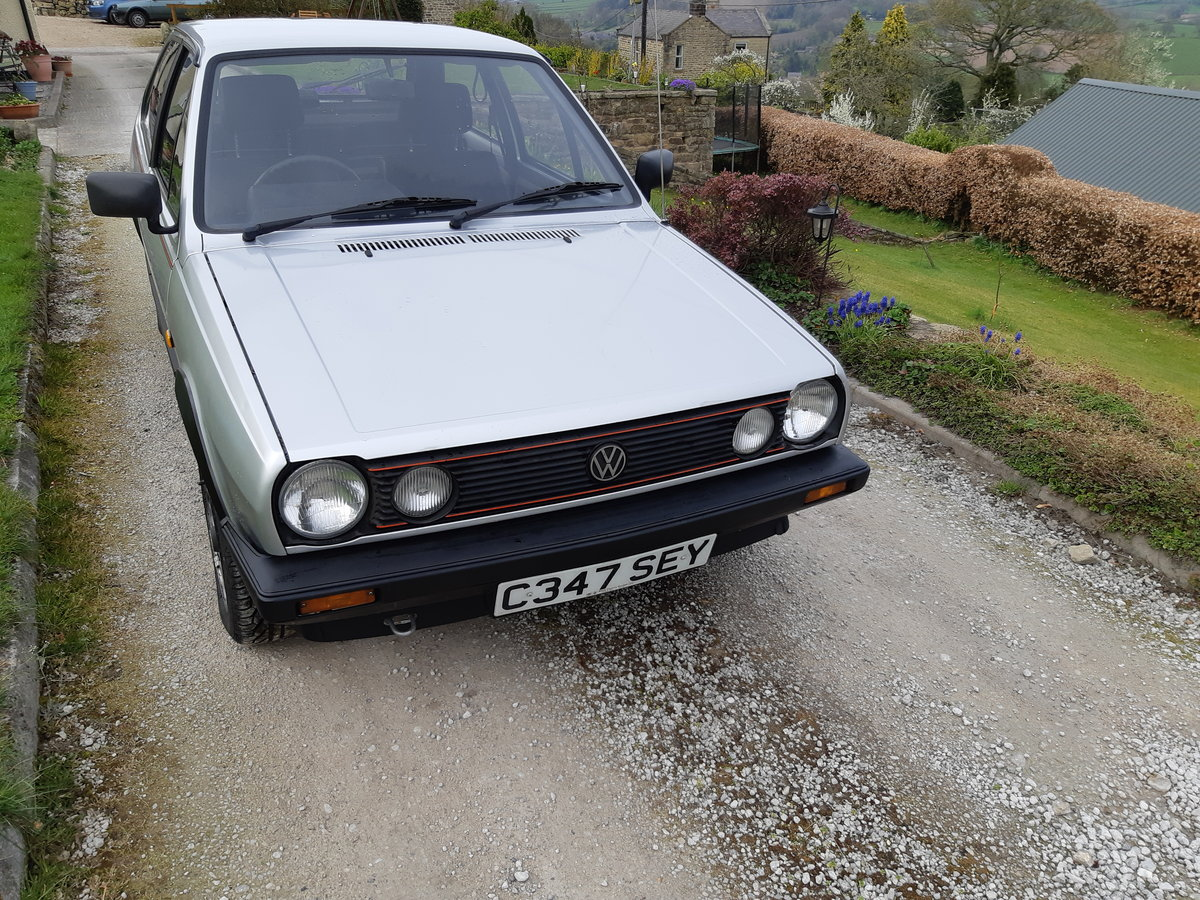 1986 Volkswagen Polo 1.3 S 3dr New MOT - Reduced Price SOLD (picture 1 of 6)