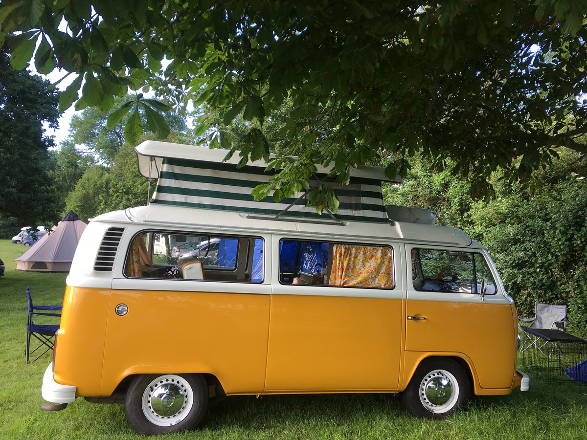 1978 T2 Bay Window Campervan For Sale (picture 1 of 6)