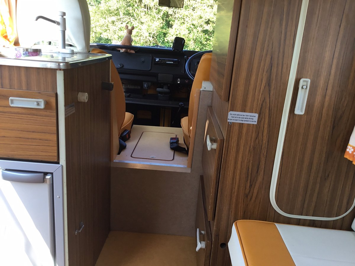 1978 T2 Bay Window Campervan For Sale (picture 5 of 6)