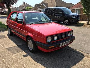 Volkswagen Golf GL 1800cc Low mileage 1990  For Sale