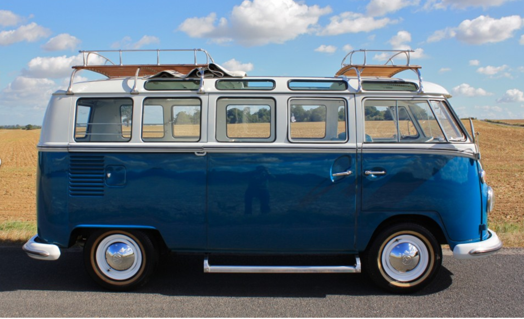 VW T1 Split Screen Camper Van / Bus Purchasing Service For Sale (picture 1 of 6)