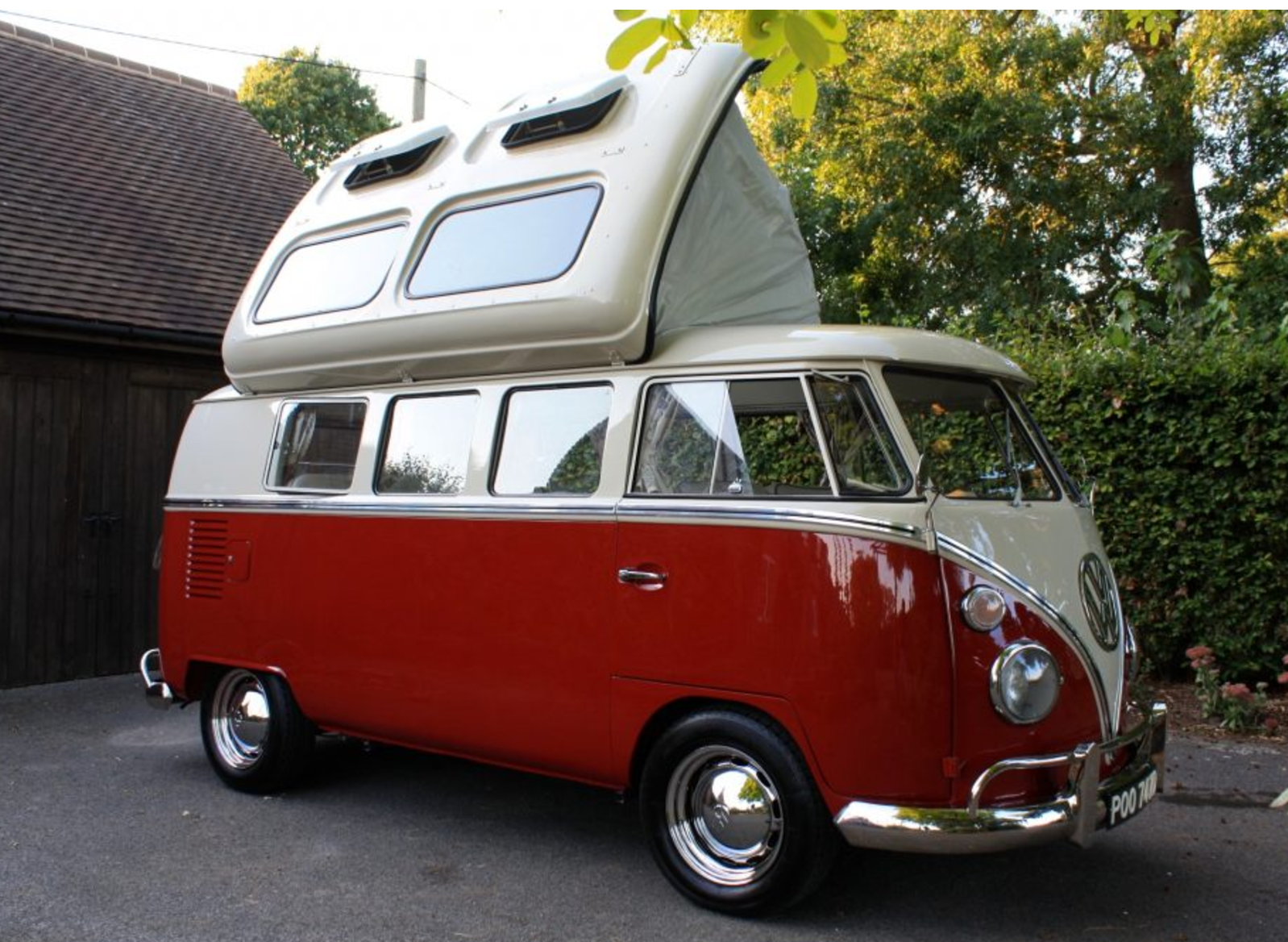 VW T1 Split Screen Camper Van / Bus Purchasing Service Wanted (picture 3 of 6)