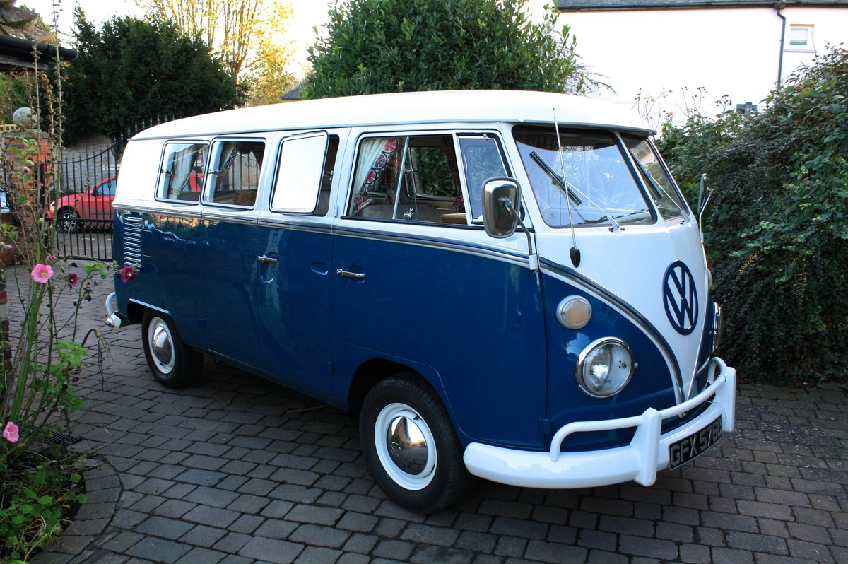 VW T1 Split Screen Camper Van / Bus Purchasing Service For Sale (picture 5 of 6)
