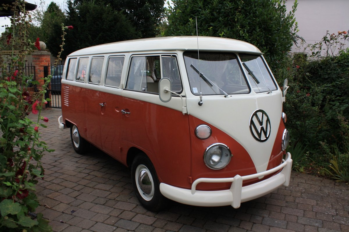 VW T1 Split Screen Camper Van / Bus Purchasing Service Wanted (picture 6 of 6)