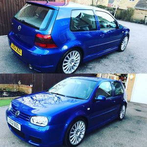 2002 VOLKSWAGEN GOLF R32 - IMMACULATE For Sale