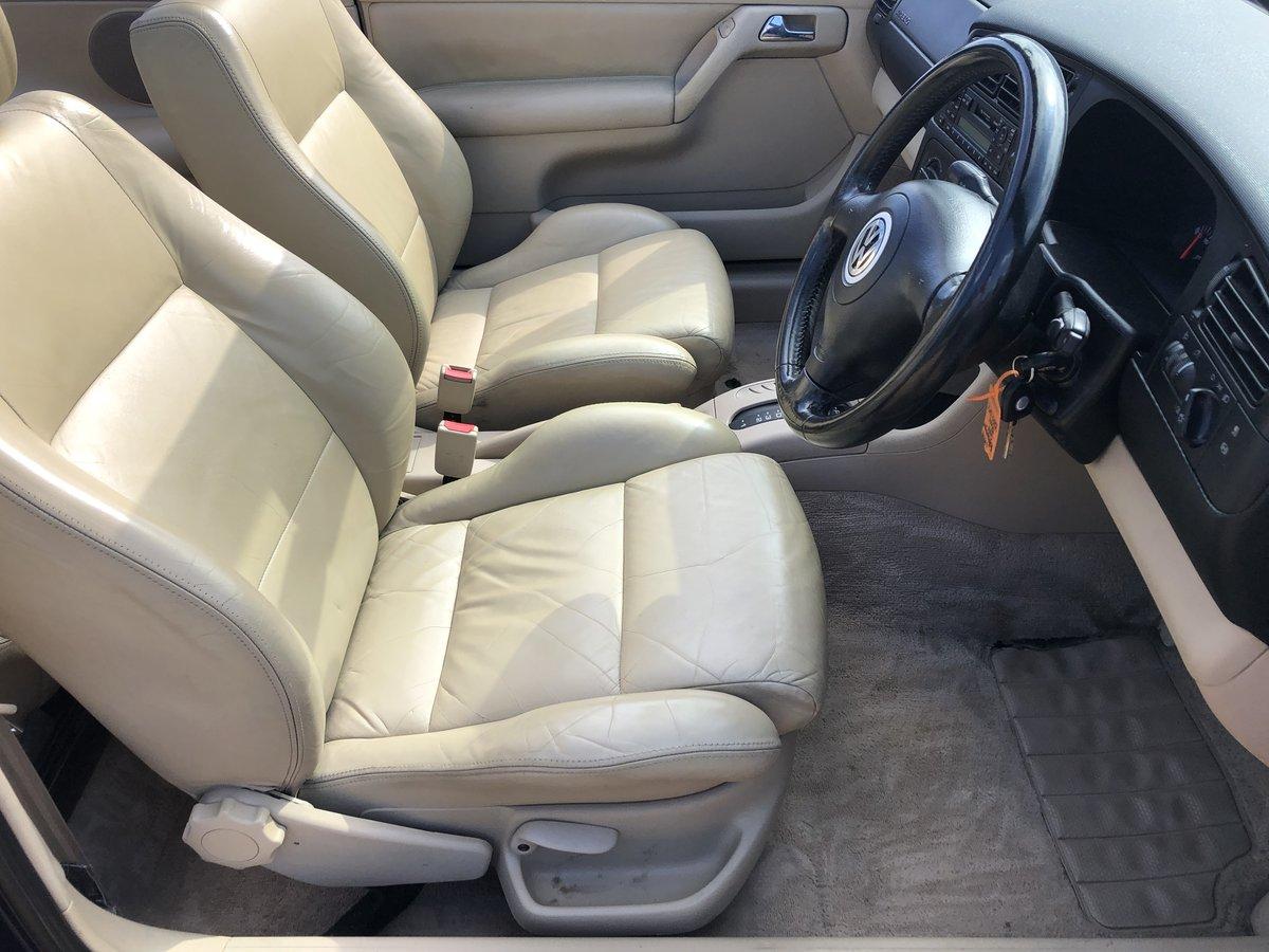 1999 Volkswagen Golf 2.0 Avantgarde 2dr For Sale (picture 2 of 6)