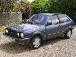 1988 VW Polo Coupe S - Very Low Mileage - One Owner For Sale