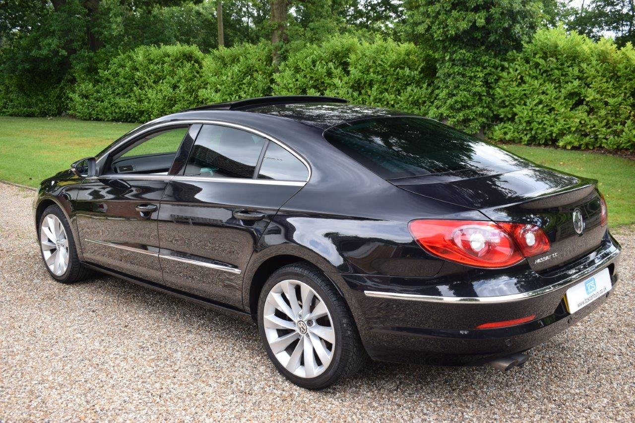 2009 VW Passat GT CC TDI 170 6-Speed Coupe SOLD (picture 2 of 6)