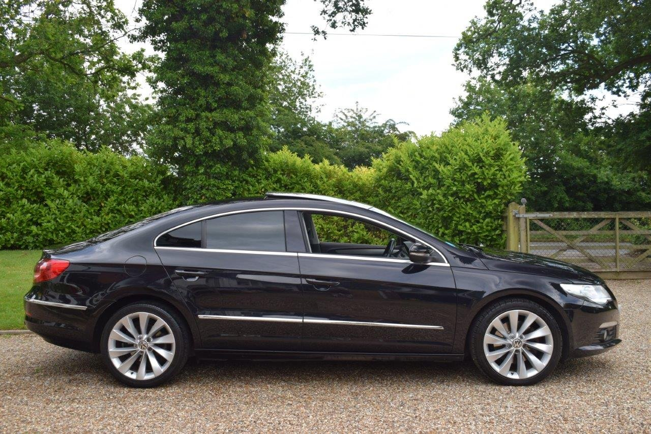 2009 VW Passat GT CC TDI 170 6-Speed Coupe SOLD (picture 3 of 6)