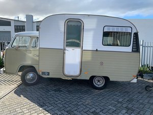 1975 Jurgens Autovilla VW campervan Super rare RHD  For Sale