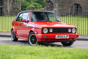 1992 Volkswagen Golf GTi Sportline SOLD by Auction