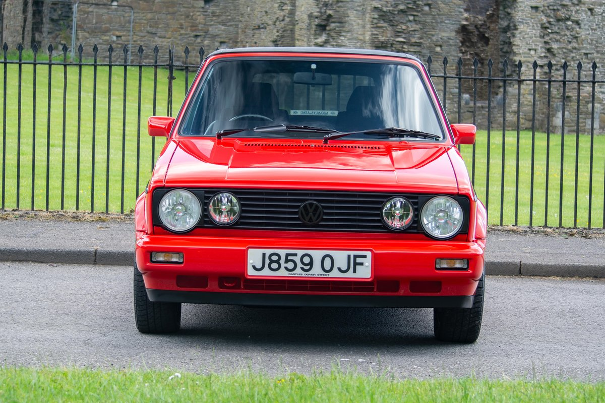 1992 Volkswagen Golf GTi Sportline SOLD by Auction (picture 6 of 6)