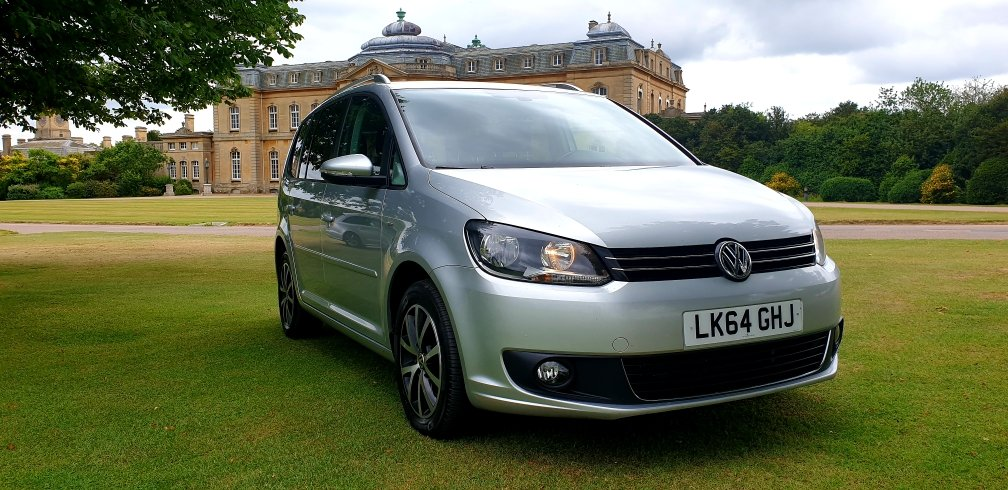 2014 LHD VW TOURAN 1.6TDI, AUTO,DIESEL,LEFT HAND DRIVE For Sale (picture 1 of 6)