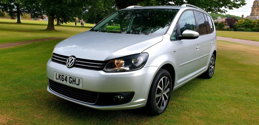2014 LHD VW TOURAN 1.6TDI, AUTO,DIESEL,LEFT HAND DRIVE For Sale (picture 2 of 6)