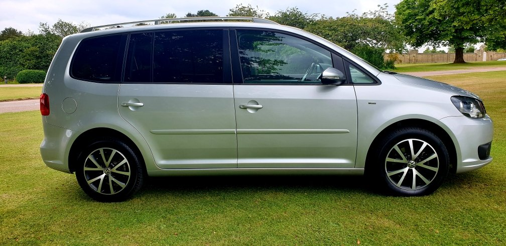 2014 LHD VW TOURAN 1.6TDI, AUTO,DIESEL,LEFT HAND DRIVE For Sale (picture 3 of 6)