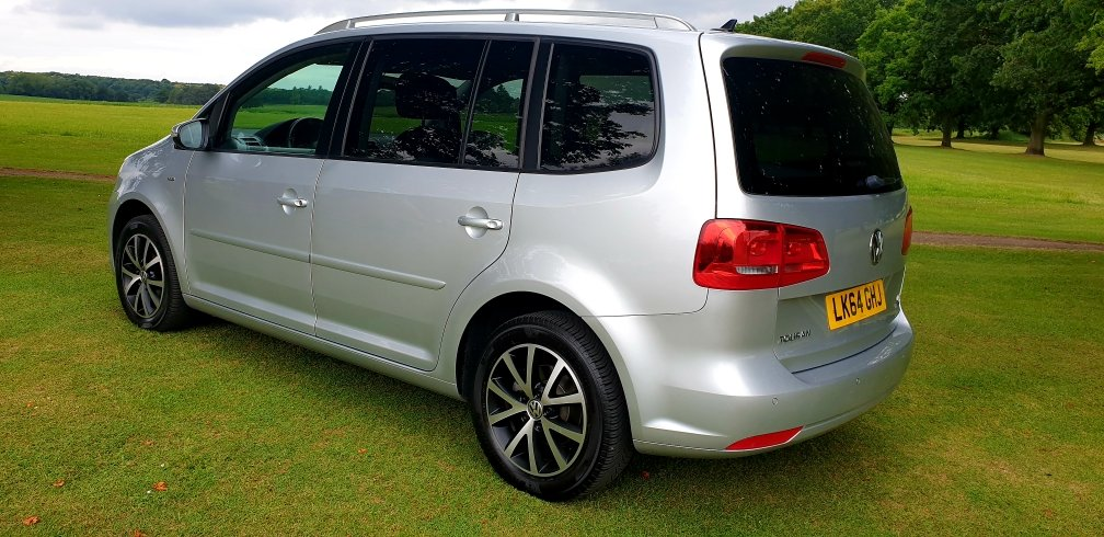 2014 LHD VW TOURAN 1.6TDI, AUTO,DIESEL,LEFT HAND DRIVE For Sale (picture 4 of 6)
