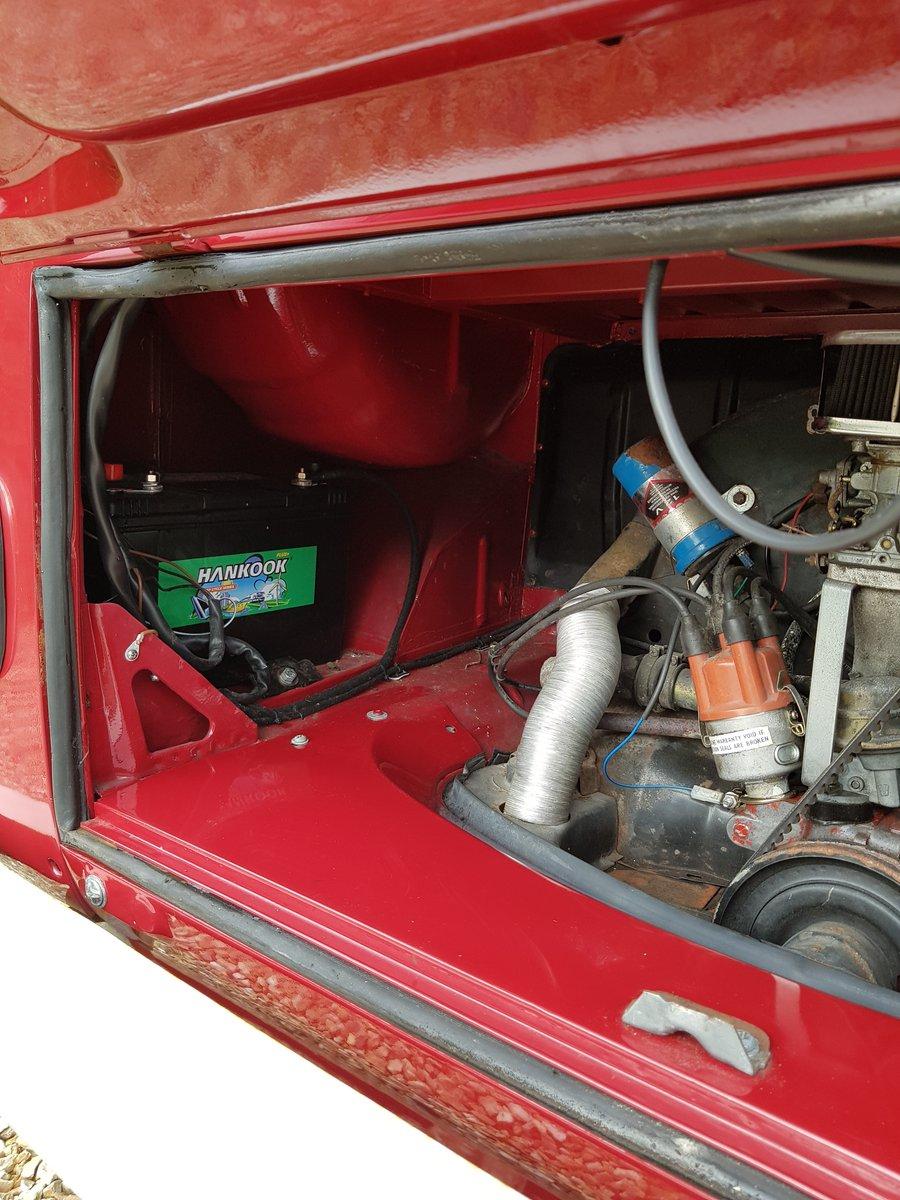 1971 Volkswagen T2 bay camper Fully restored  SOLD (picture 4 of 5)