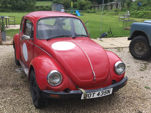 1975 VW Beetle - Classic Trials Car For Sale