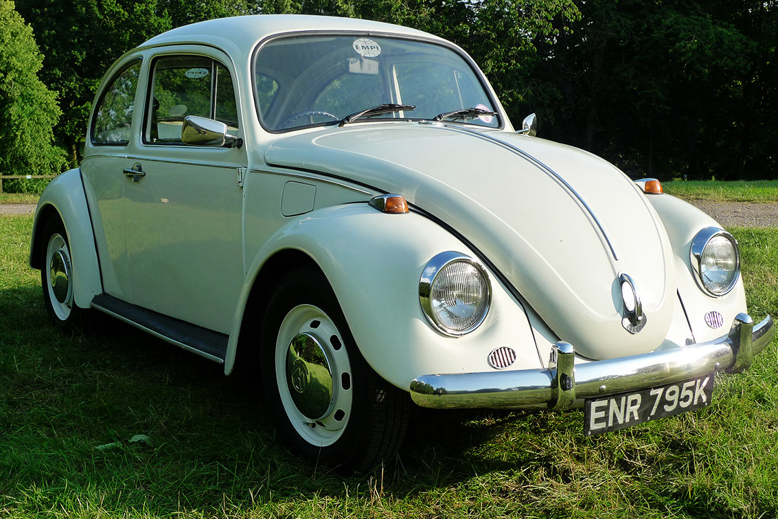 Vw beetle 1971 - simply stunning - daily driver SOLD (picture 1 of 6)