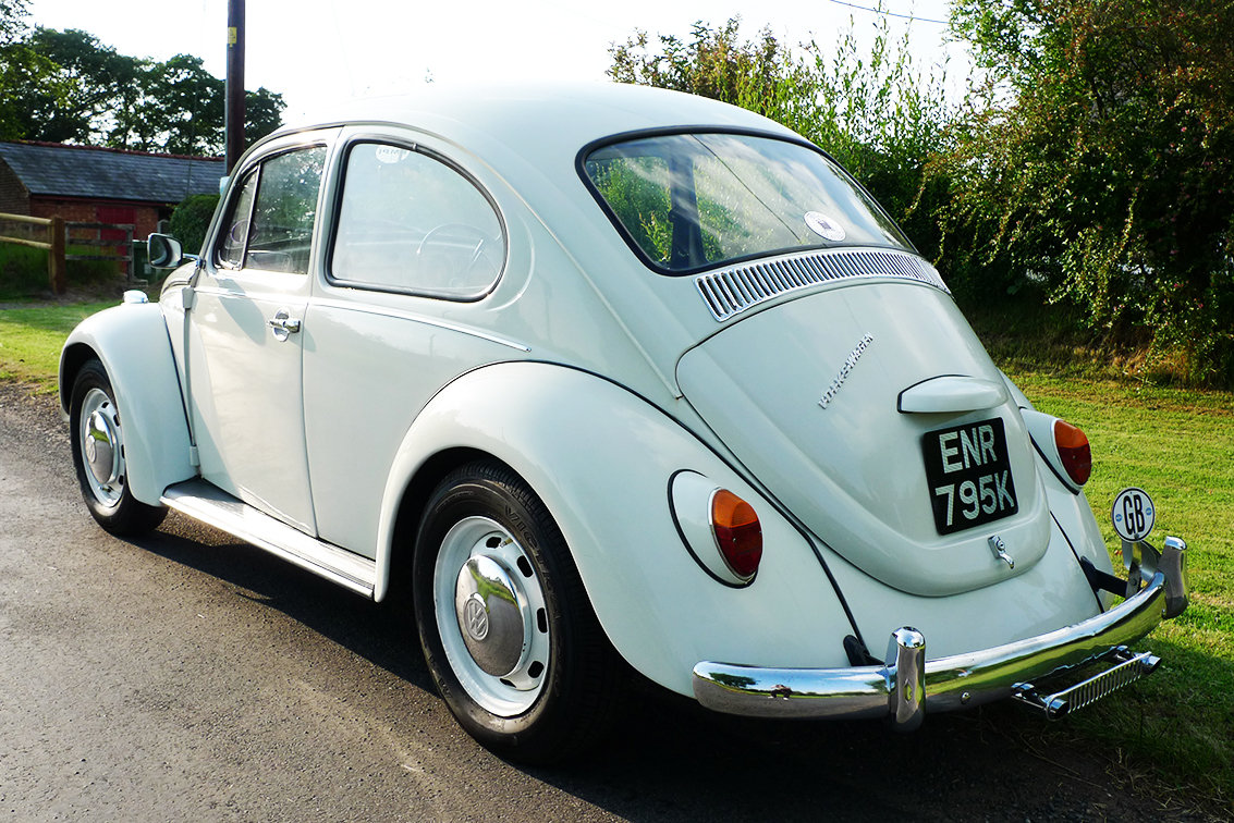 Vw beetle 1971 - simply stunning - daily driver SOLD (picture 3 of 6)