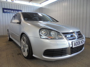2006 *** VW Golf R32 S-A - 3200cc Available July 20th*** For Sale by Auction