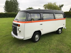 Brazilian VW T2C Kombi 2012 For Sale