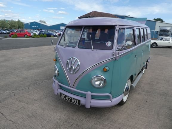 1961 VW Split Screen Camper SOLD (picture 1 of 6)
