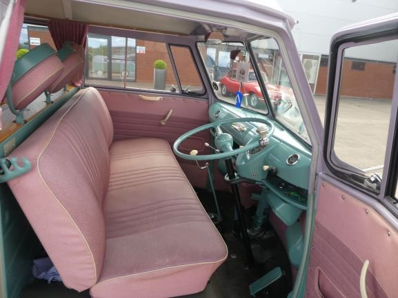 1961 VW Split Screen Camper SOLD (picture 2 of 6)