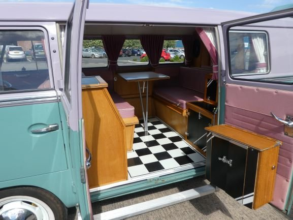 1961 VW Split Screen Camper SOLD (picture 3 of 6)