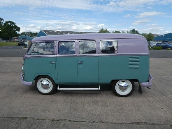 1961 VW Split Screen Camper SOLD (picture 5 of 6)
