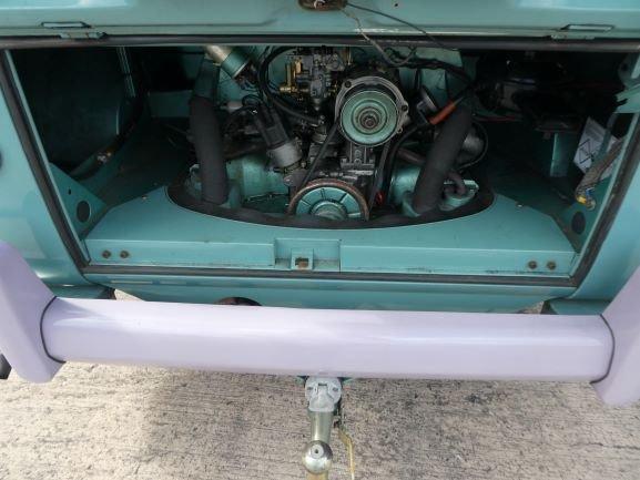 1961 VW Split Screen Camper SOLD (picture 6 of 6)
