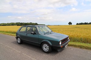 Picture of Volkswagen Golf Mk1 1.8 GTI, 1983. Pristine rebuilt example. SOLD