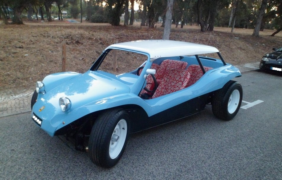 1970 VW Buggy Manxter 2+2 For Sale (picture 1 of 6)