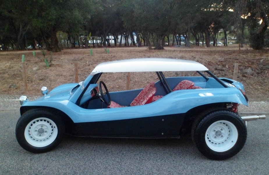 1970 VW Buggy Manxter 2+2 For Sale (picture 2 of 6)