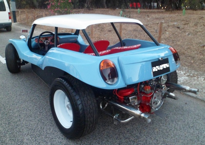 1970 VW Buggy Manxter 2+2 For Sale (picture 3 of 6)