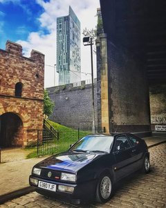 VW Corrado 12 MOT FSH 1990 16V  For Sale