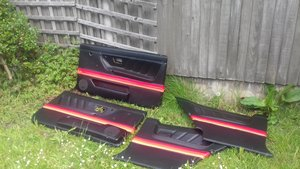 MK2 VW GOLF FRONT AND REAR BUMPERS For Sale   Car And Classic