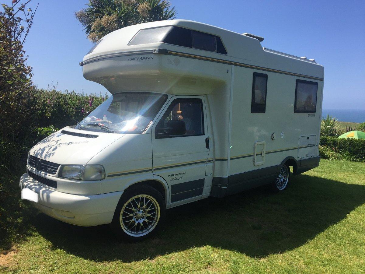 1998 DEPOSIT TAKEN.  T4 Karmann Colorado 2.5 TDI Camper For Sale (picture 1 of 6)