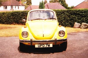 Picture of 1973 Beetle - Barons Tuesday 16th July 2019 SOLD by Auction