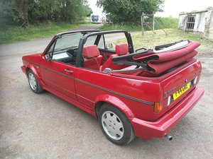 1988 Volkswagen Mk 1 Golf GTi For Sale