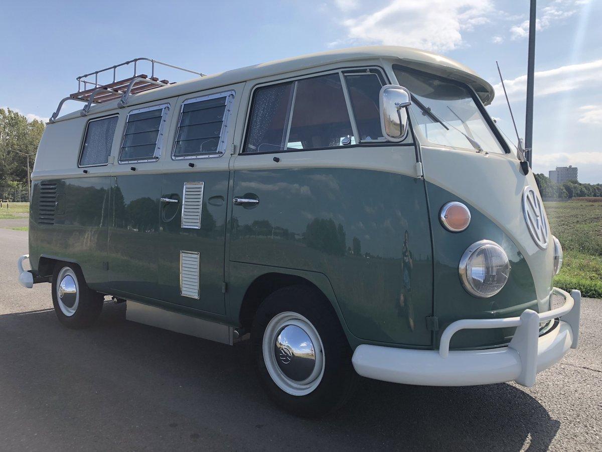 1967 Volkswagen T1 Westfalia SO-42 Exclusive, FSH For Sale (picture 5 of 6)