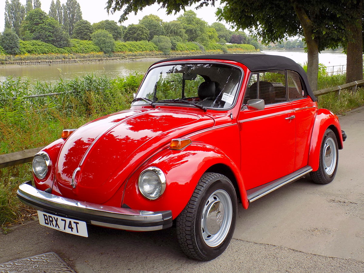 1979 Volkswagen Beetle Cabriolet by Karmann - Restored - As New For Sale (picture 6 of 6)