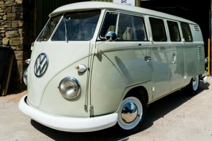 Volkswagen VW 1961 T2 Splitscreen Camper Van RHD For Sale