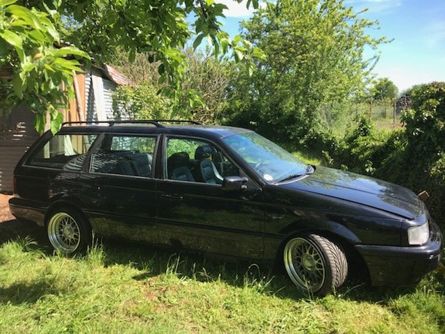1990 Volkswagen G60 Syncro Passat B3 Wagon For Sale (picture 2 of 6)