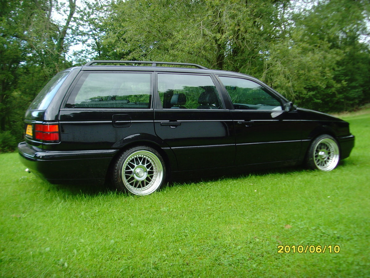 1990 Volkswagen G60 Syncro Passat B3 Wagon SOLD (picture 6 of 6)