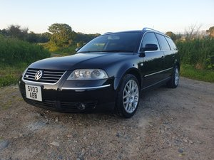 2003 Passat W8 4 Motion, Low Mileage, Immaculate. For Sale