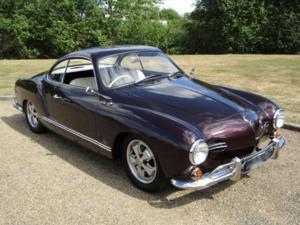 1959 Volkswagen Karmann Ghia 2.3 JMR For Sale by Auction